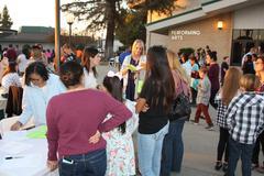 Oral Interpretation Festival at Reedley High School