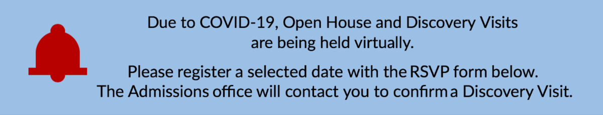 Covid-19 Admissions Process Alert