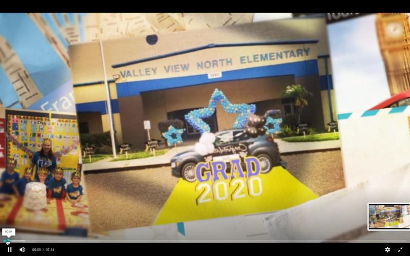 Kinder Graduation 2019-2020 Thumbnail Image