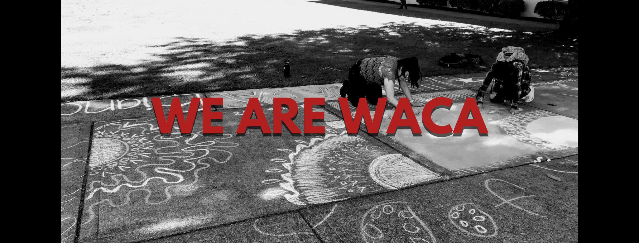 We Are WACA Header