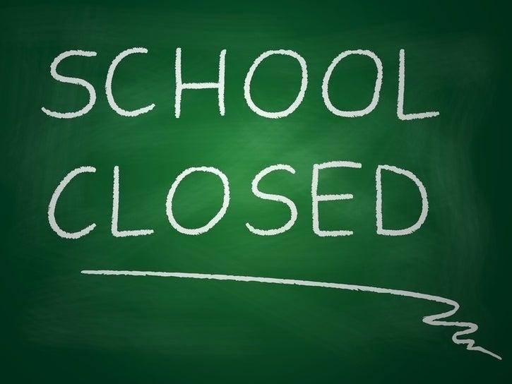 Westwood Community Schools are Closed!