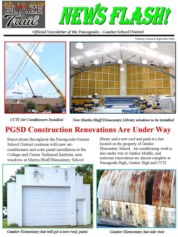 News Flash Vol. 2, Issue 8