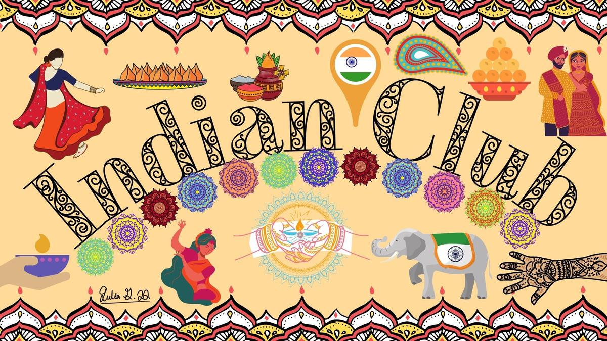 Indian Club Banner