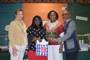McComb School District Recognizes Otken Teacher of the Year 2019