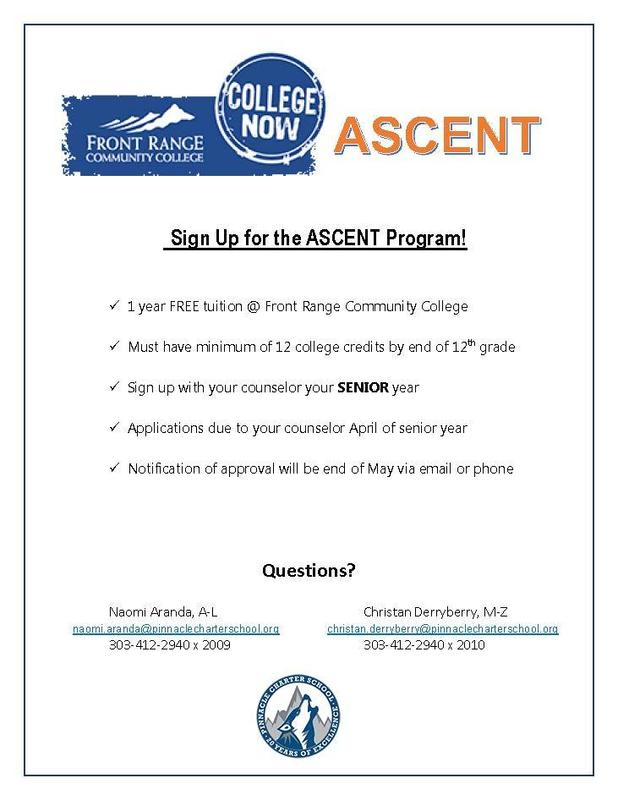 Ascent Flyer
