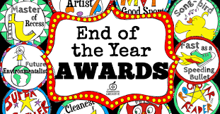 End of the Year Award Image