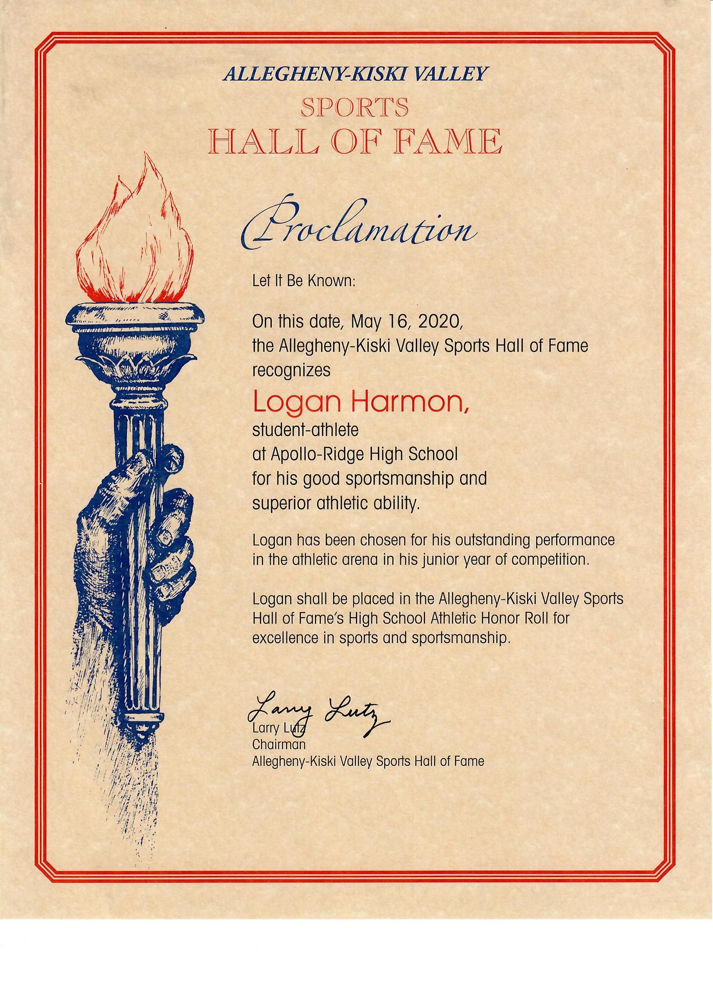 Logan Harmon