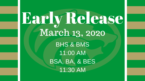March Early Release