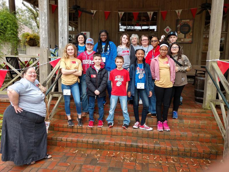 JHMS Junior Beta Club visits State Thumbnail Image