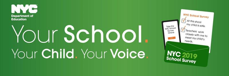 Maspeth High School Urges School Community . . . Take the 2019 NYC School Survey Featured Photo