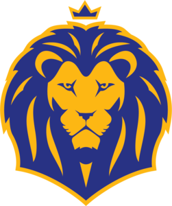 latimer lion logo