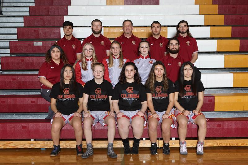 Girls Wrestling Team