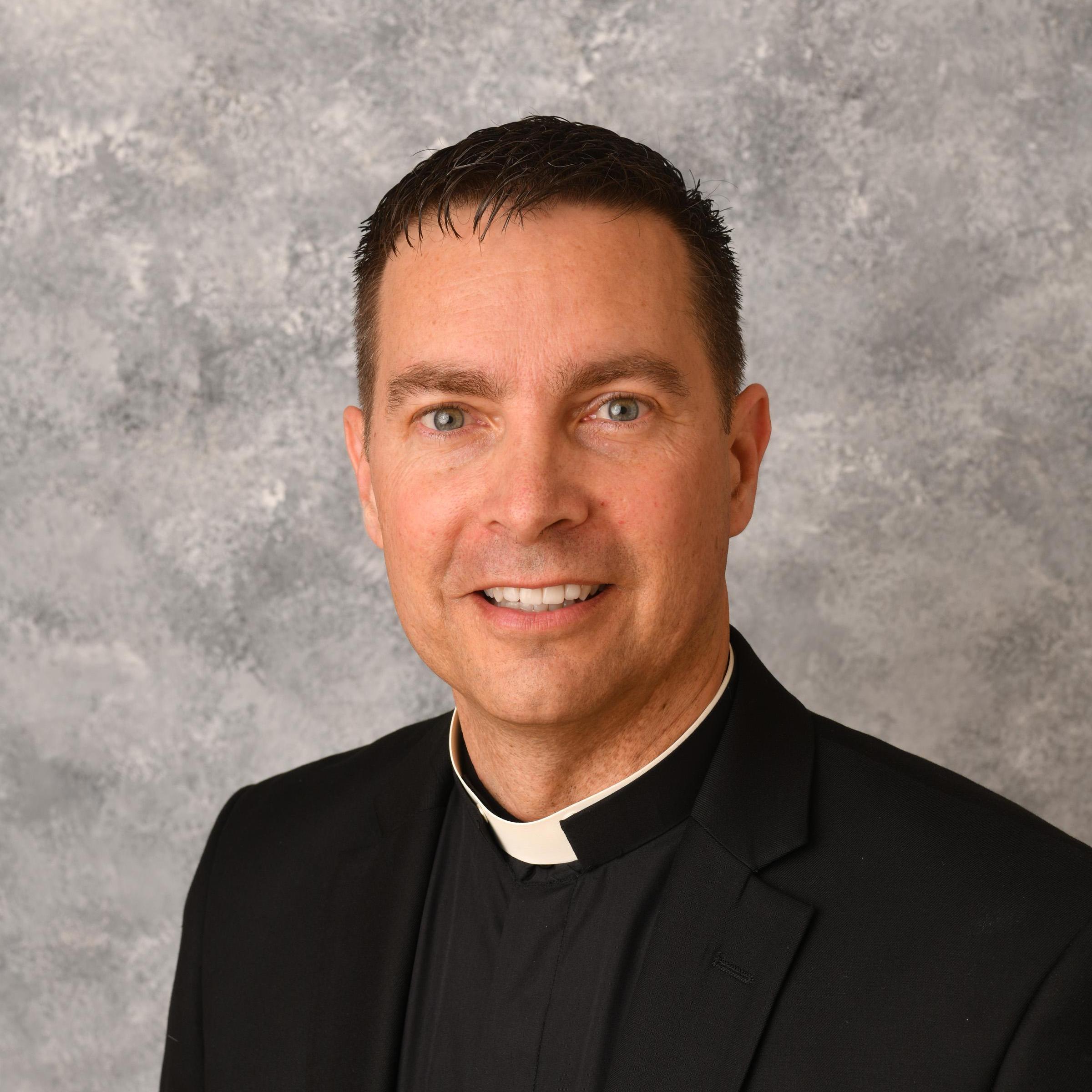 Father Burke Masters's Profile Photo