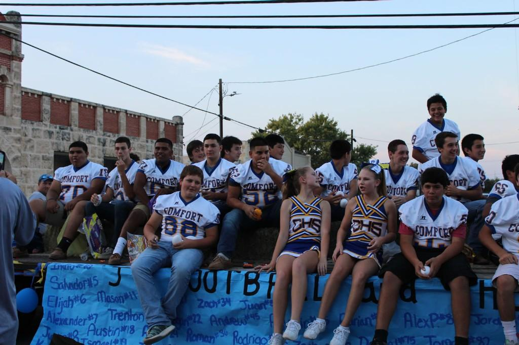 Homecoming 2016 Parade