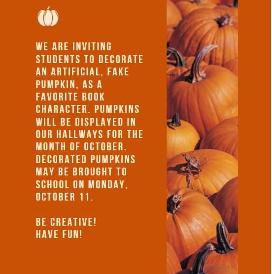 pumpkin flyer