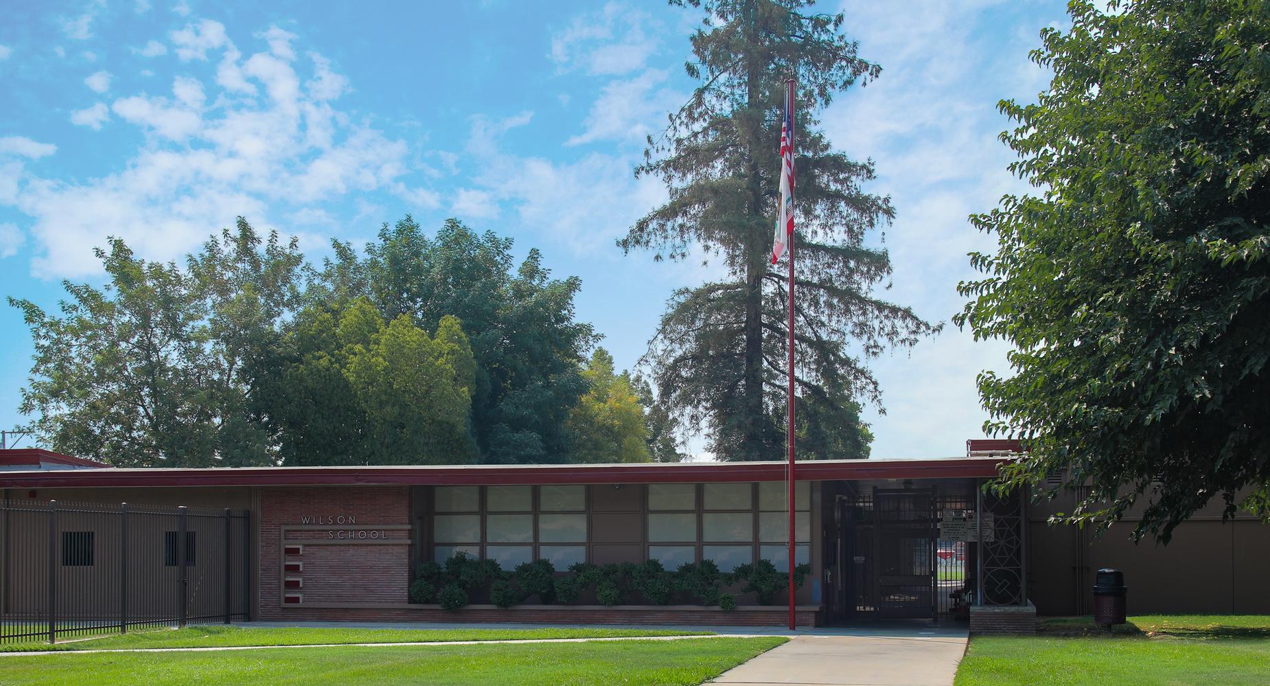 Wilson Elementary School Office Building