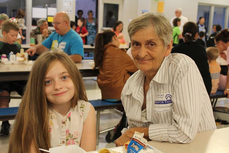 Grandparent Day Breakfast 2018