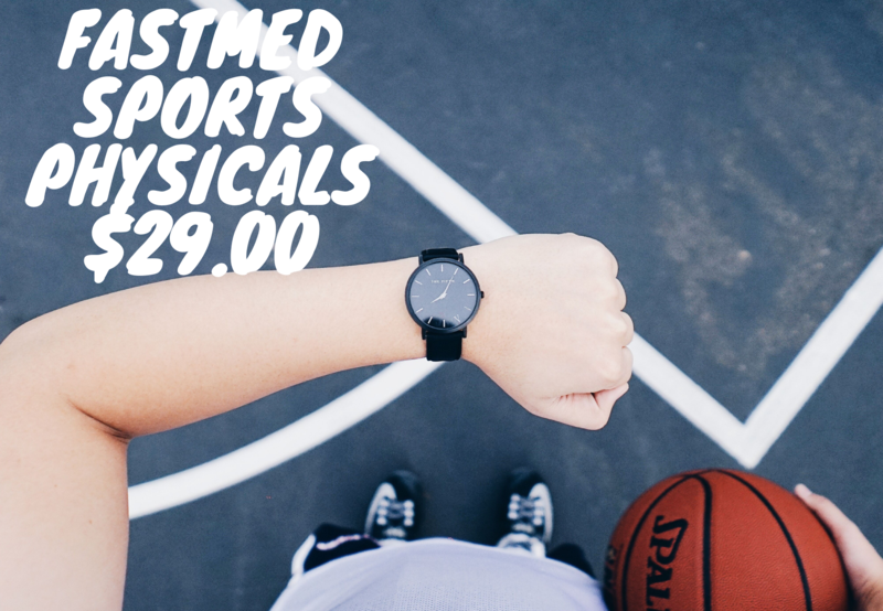 FastMed $29.00 Sports Physicals Thumbnail Image