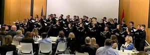 SIEGEL HIGH CHOIR