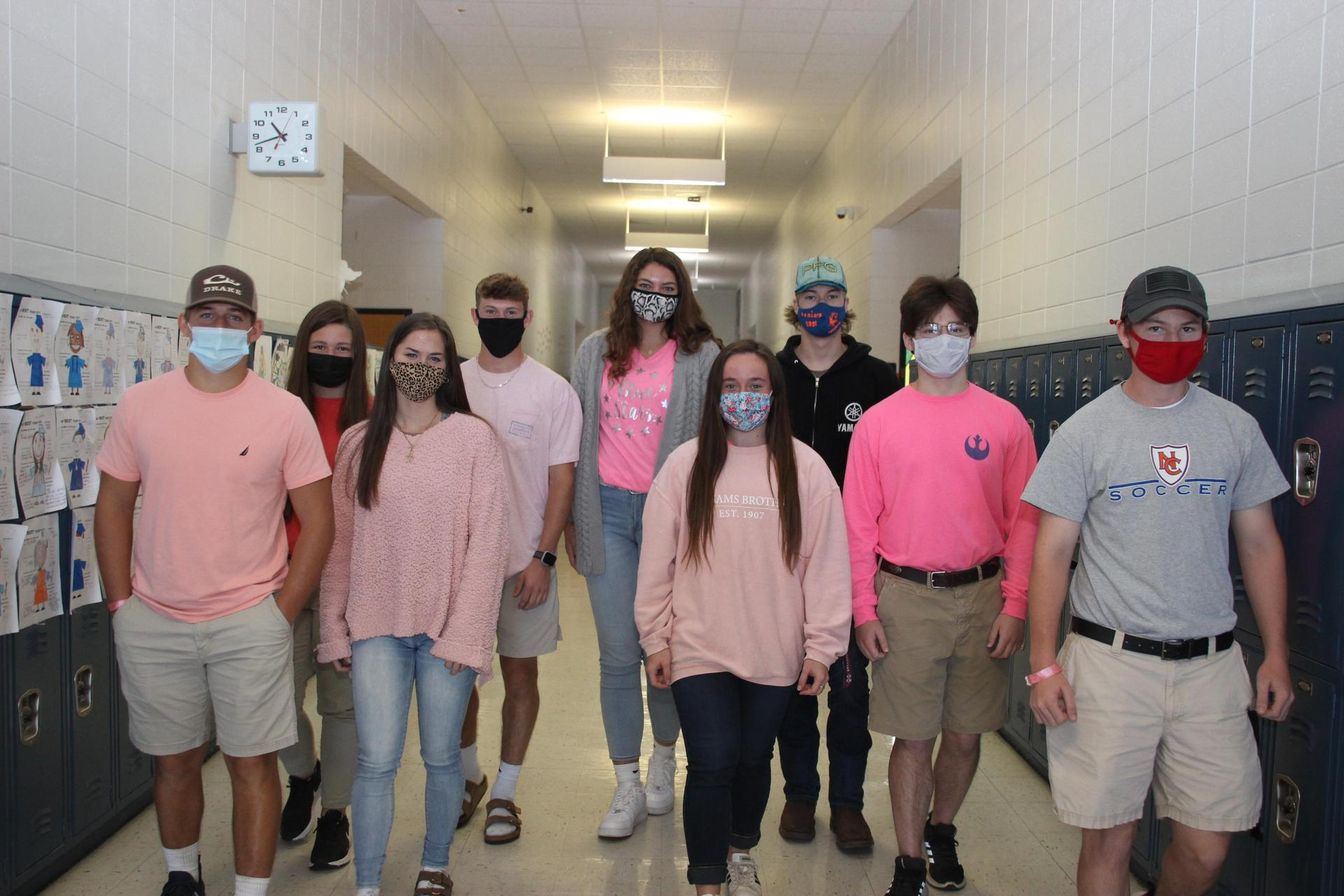 Students Promote Cancer Awareness