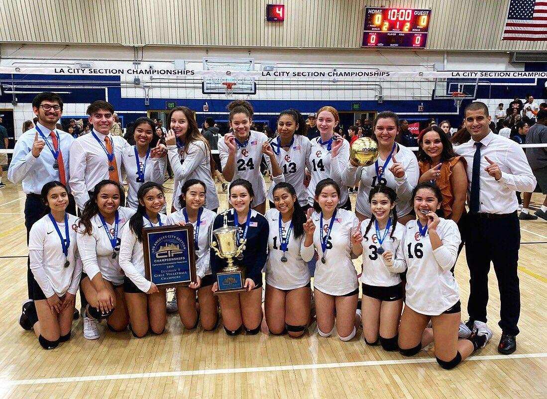 Congratulations to our 2019 Chatsworth Girls Volleyball Team for their great season this year while claiming the CIF Los Angeles City Section Division 1 Championship over Venice!!