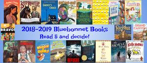 Bluebonnet book pictures