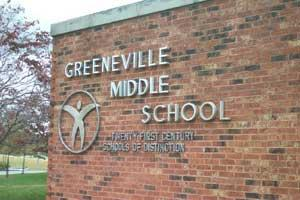 a picture of greeneville middle school