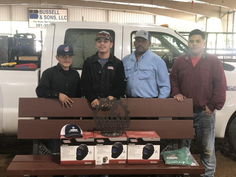 FFA WELDING STUDENTS WIN BIG IN WALLER Featured Photo