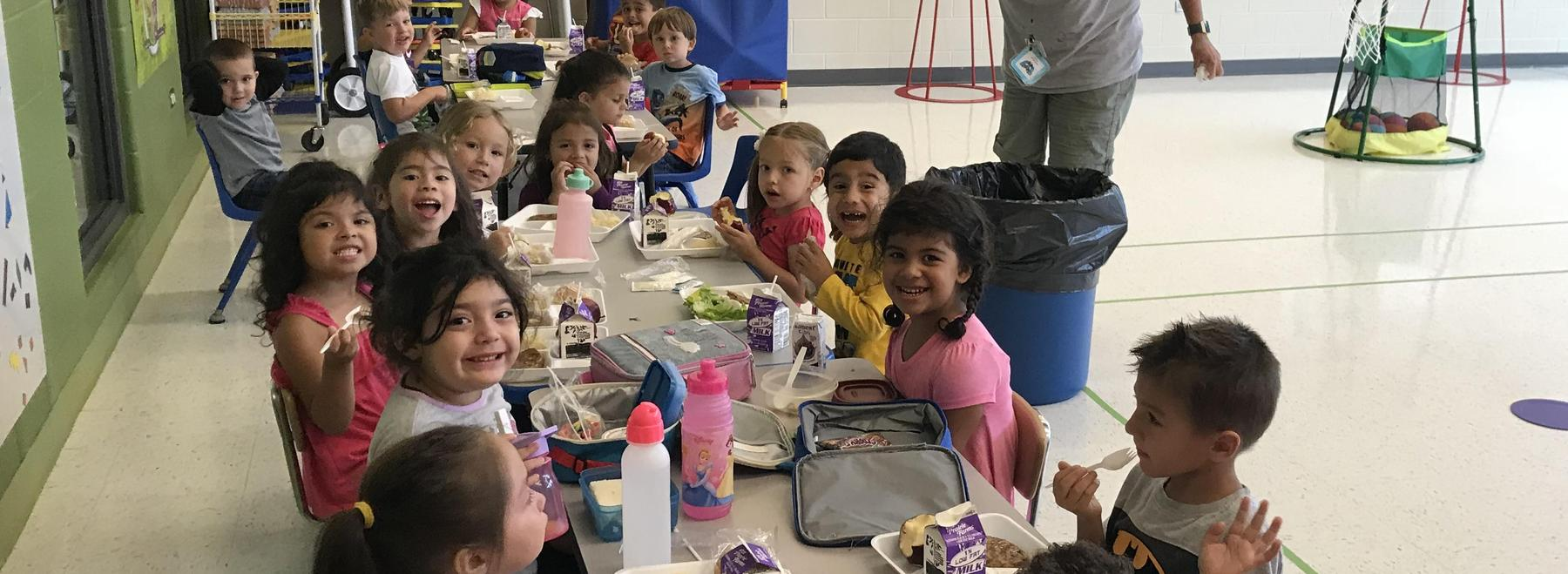 AELC lunch