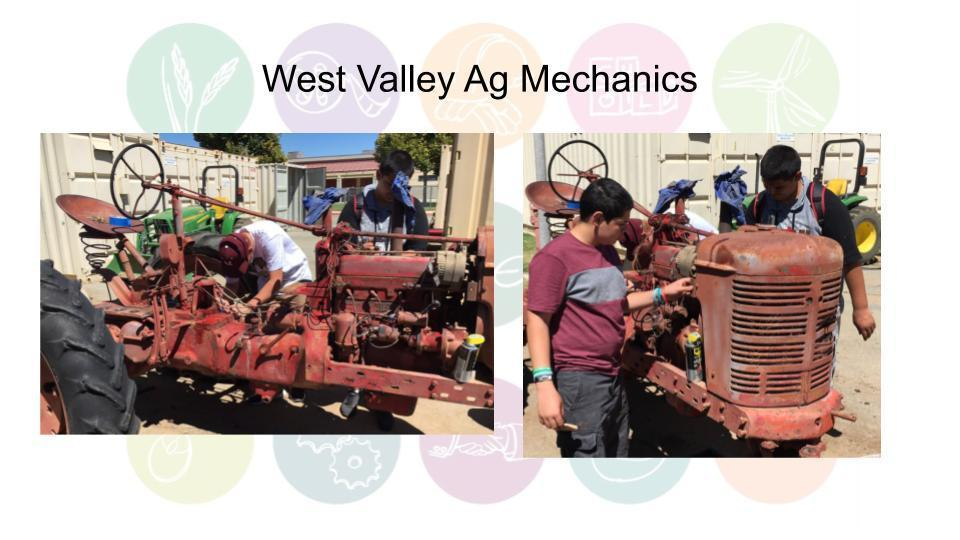 West Valley Ag Mechanics