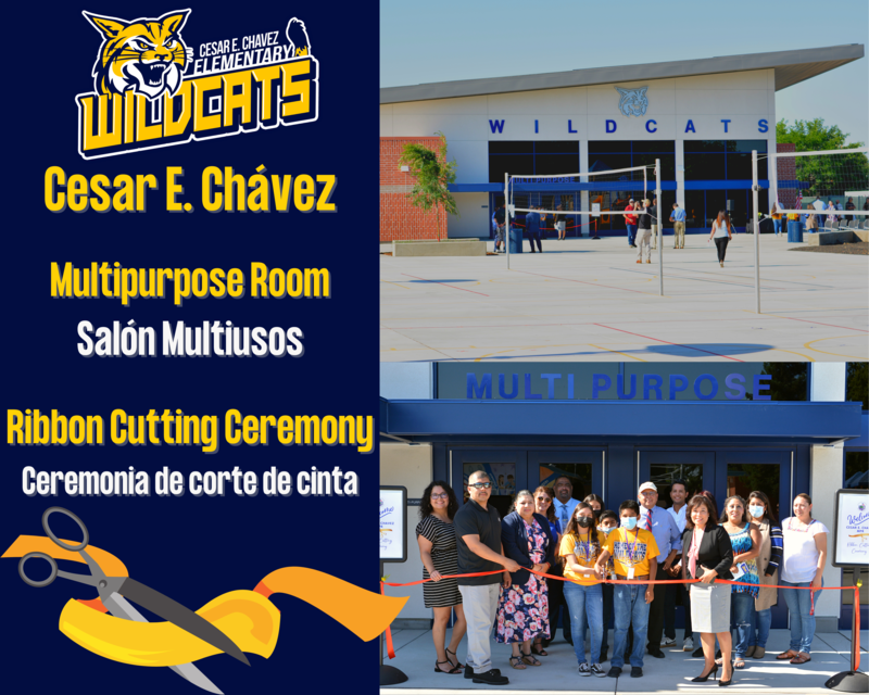 CESAR E. CHAVEZ RIBBON CUTTING CEREMONY MPR Featured Photo