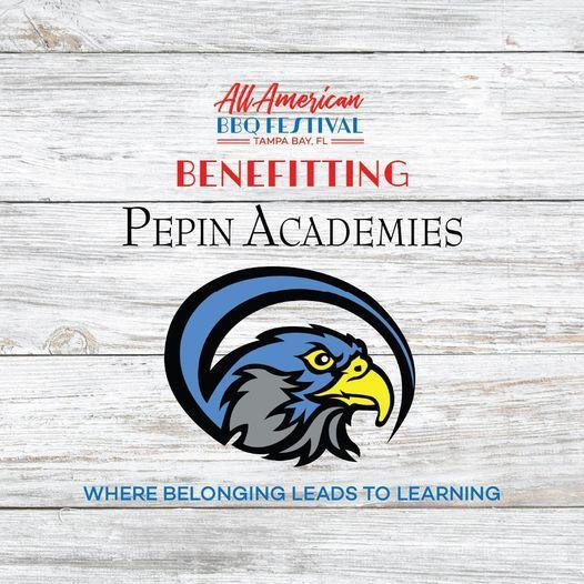 Pepin Academies announced as the beneficiary of the All American BBQ Fest Featured Photo