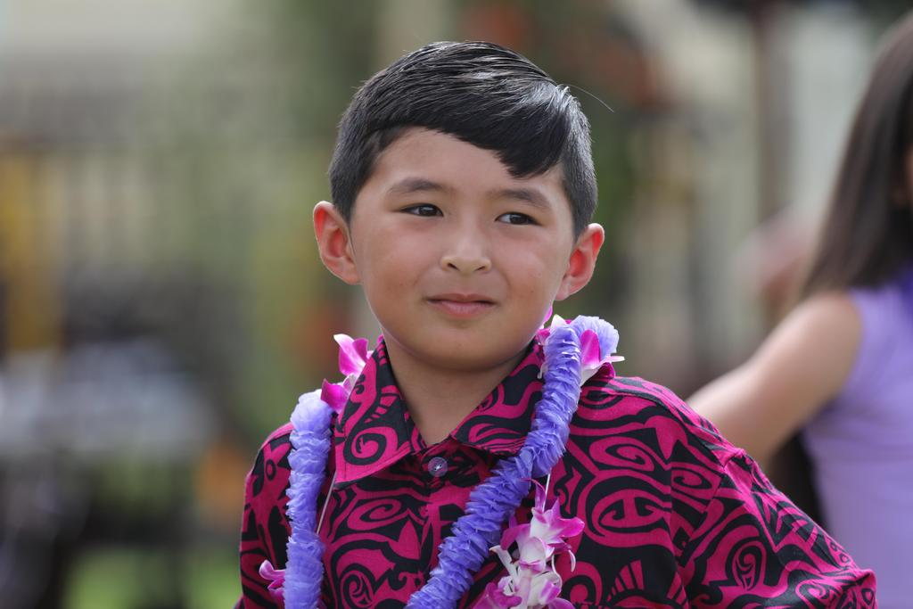 2nd grade boy