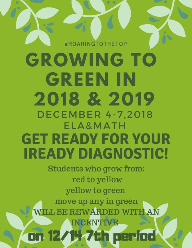 GROWING TO GREEN IN 2018 & 2019 Featured Photo