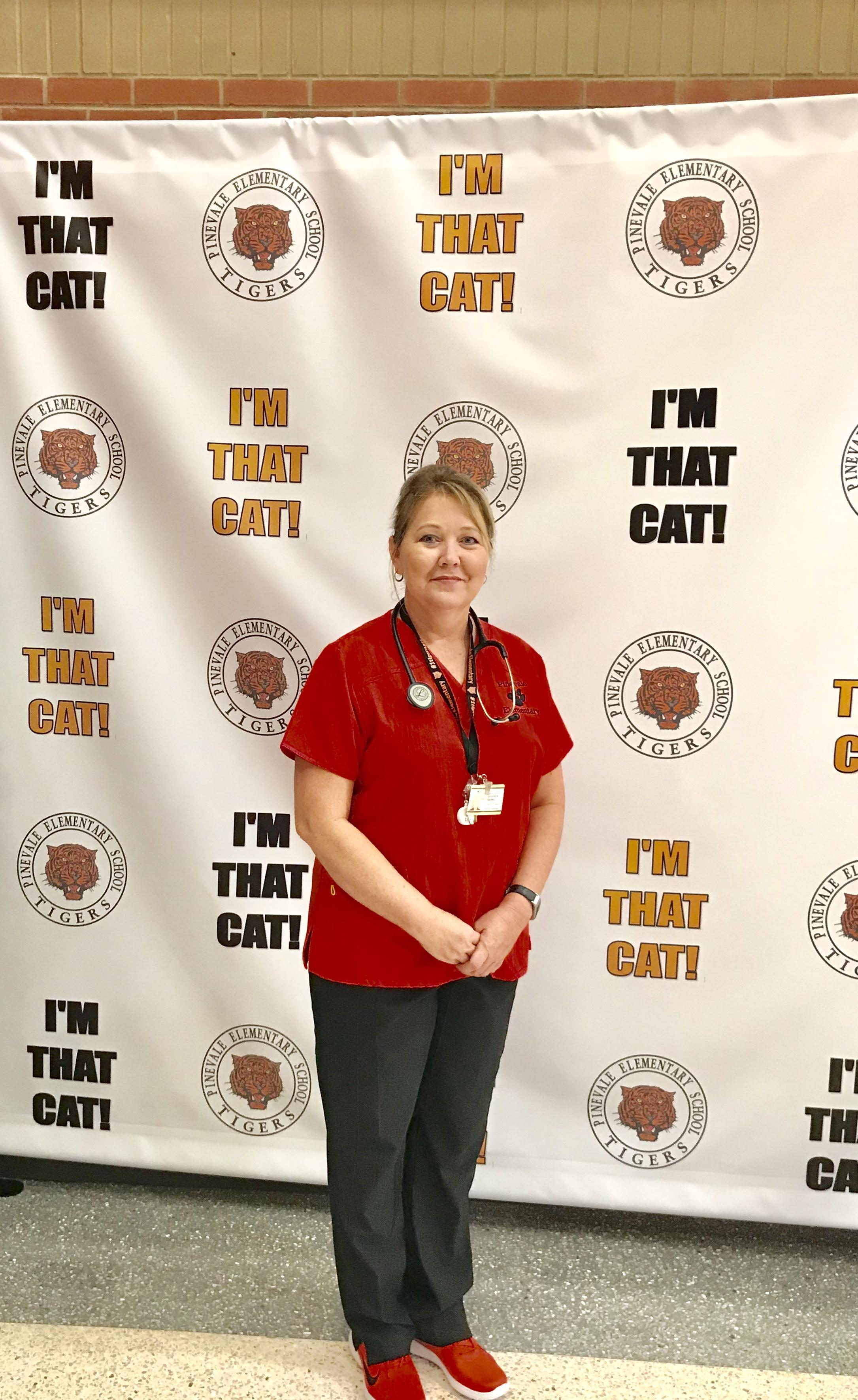 School Nurse:  Mrs. Jennifer Garrett, RN