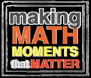 making math moment matter