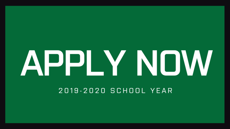 Admissions for 2019-2020 now open! Thumbnail Image