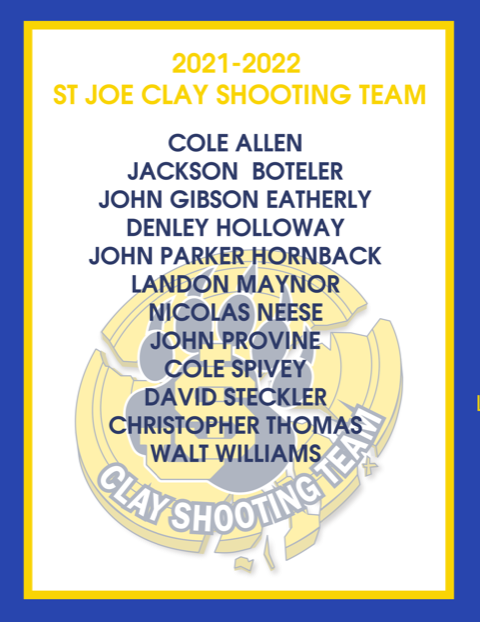 clay shooting roster