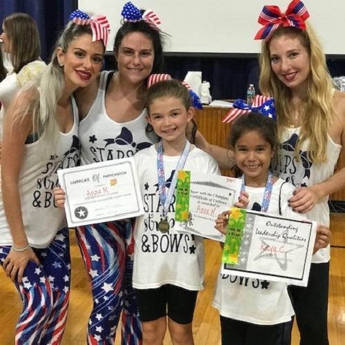 Summer Cheer Camp = Huge Success! Thumbnail Image