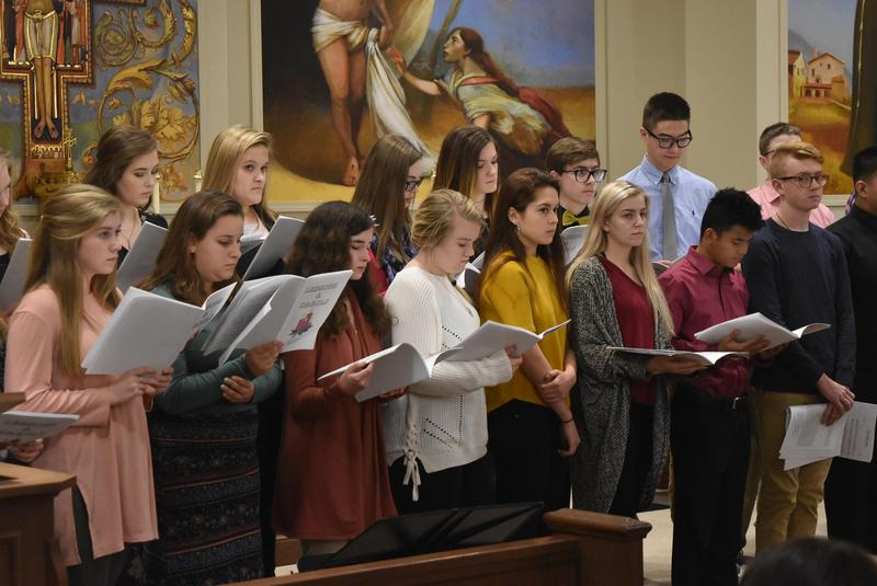 Bishop Luers invites all to Lessons and Carols Thumbnail Image