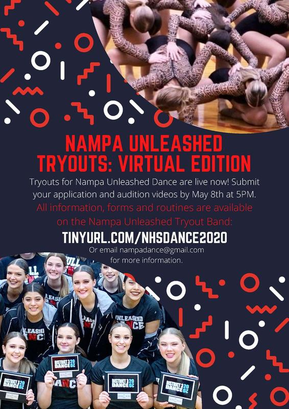 Unleashed Tryouts