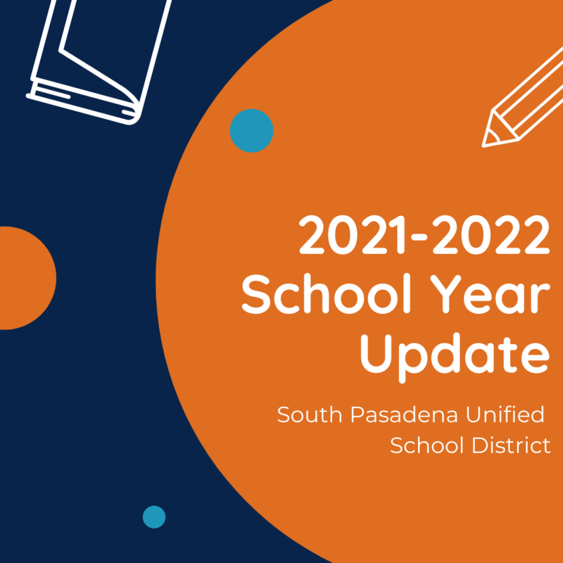 2021-2022 School Year Update Featured Photo