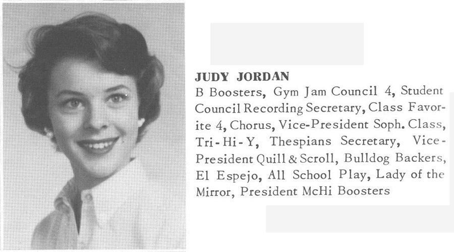 Judy McHi