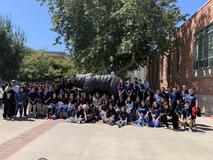 Epiphany students at UCLA