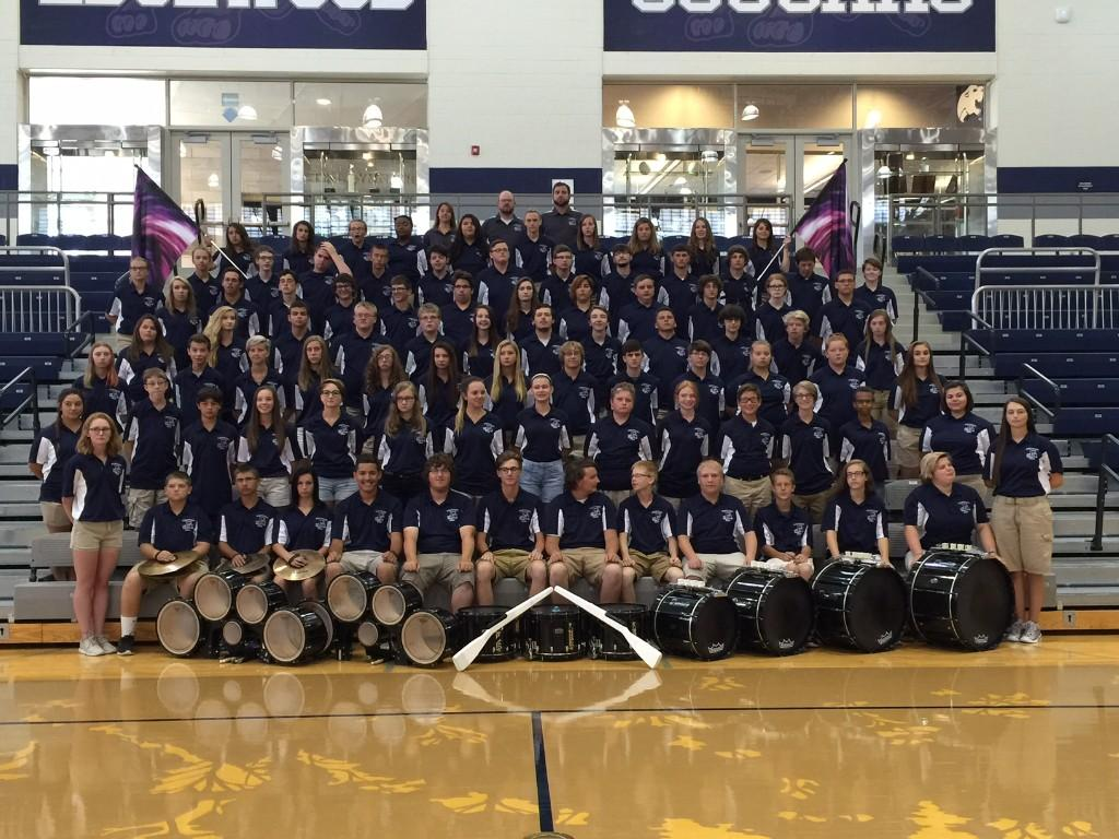 2016 Marching Band