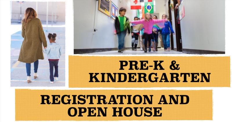 PreK & Kinder Open House