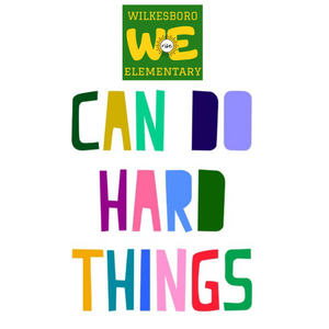 We can do hard things logo