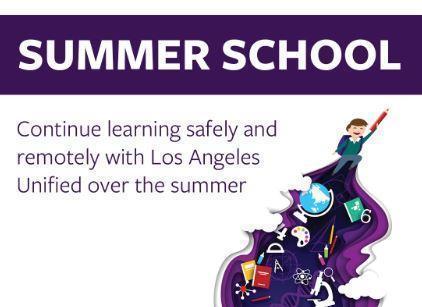 Garfield High School's 2020 Summer Term Program