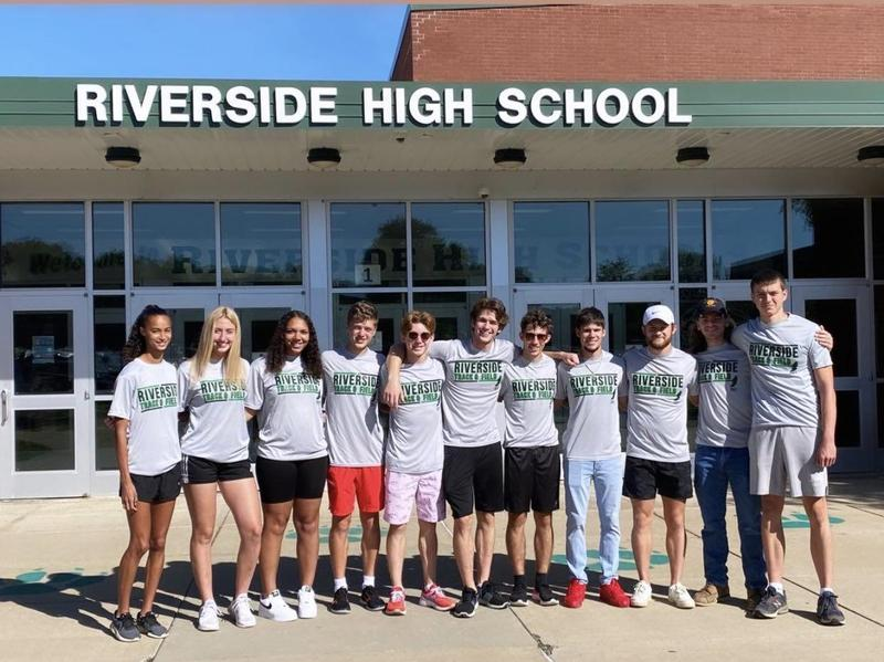 RIVERSIDE TRACK AND FIELD PIAA STARS Featured Photo