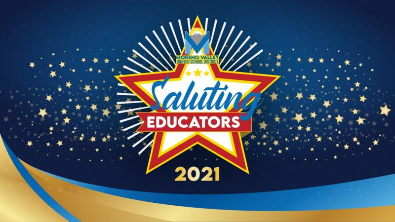 Saluting Educators 2021